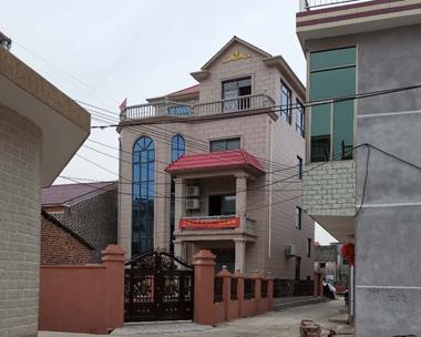 龙总AT1643三层改四层别墅实建施工案例图欣赏